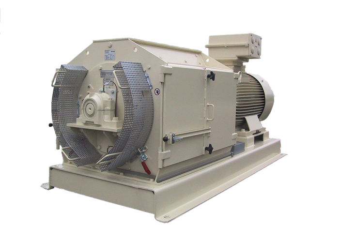 Hammer mill type LDE