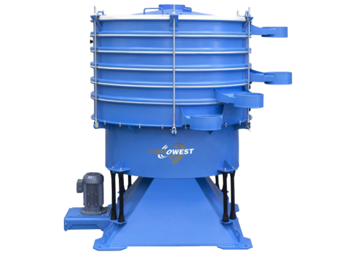 Tumbler screen separator VAN